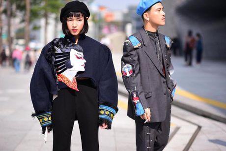 Hot girl Chau Bui 1m60 tu tin 'ap dao' dan mau 1m90 - Anh 9