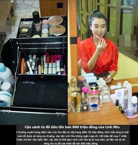 Cuoi nghieng nga vi thoi 'song ao' cua Linh Miu, Thuy Vi, Kenny Sang - Anh 1