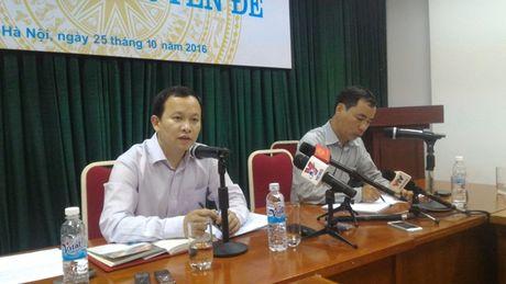 Vay ODA: Viet Nam dang phai xay dung kich ban tra no nhanh - Anh 1