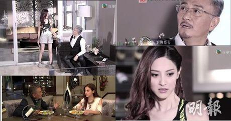 Canh quay cuong buc cua Hoa hau HongKong dat ky luc rating - Anh 5