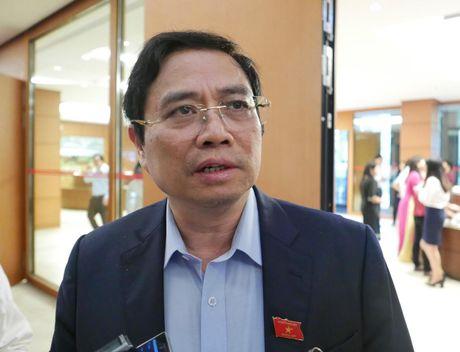 Truong ban TC T.U noi ve vu ong Vu Huy Hoang: Dang tim long nhot quyen luc - Anh 1