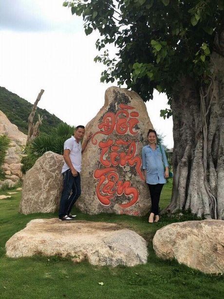 Choang voi mat moc cua Jennifer Pham khi mang bau lan 3 - Anh 10