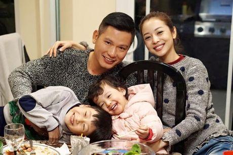 Choang voi mat moc cua Jennifer Pham khi mang bau lan 3 - Anh 6