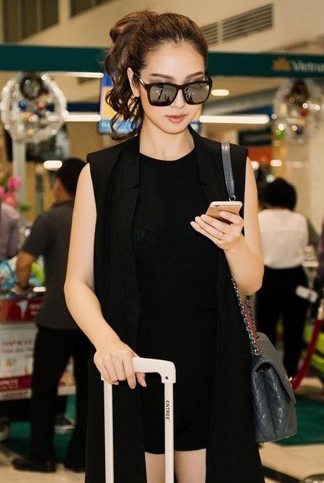 Choang voi mat moc cua Jennifer Pham khi mang bau lan 3 - Anh 9