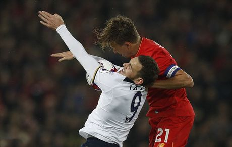 Kich tinh phut chot, Liverpool danh bai Tottenham trong ngay Sturridge choi sang - Anh 2