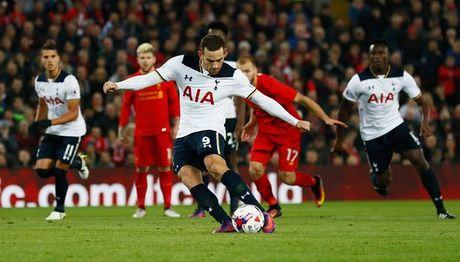 Kich tinh phut chot, Liverpool danh bai Tottenham trong ngay Sturridge choi sang - Anh 4
