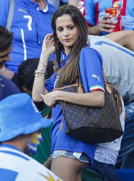 Jessica Melena - Nang tho xinh dep cua sao Serie A - Anh 3