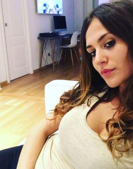 Jessica Melena - Nang tho xinh dep cua sao Serie A - Anh 4