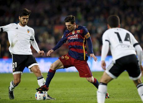 37 cu hat-trick cua Leo Messi cho Barca qua anh (Phan cuoi) - Anh 10