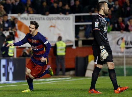 37 cu hat-trick cua Leo Messi cho Barca qua anh (Phan cuoi) - Anh 11
