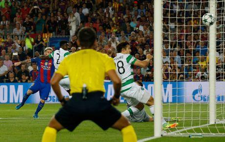 37 cu hat-trick cua Leo Messi cho Barca qua anh (Phan cuoi) - Anh 12