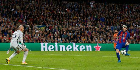 37 cu hat-trick cua Leo Messi cho Barca qua anh (Phan cuoi) - Anh 13