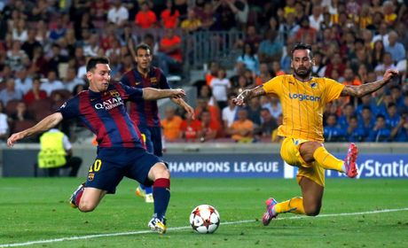 37 cu hat-trick cua Leo Messi cho Barca qua anh (Phan cuoi) - Anh 4