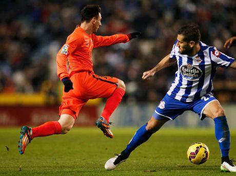 37 cu hat-trick cua Leo Messi cho Barca qua anh (Phan cuoi) - Anh 6