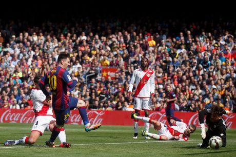 37 cu hat-trick cua Leo Messi cho Barca qua anh (Phan cuoi) - Anh 8