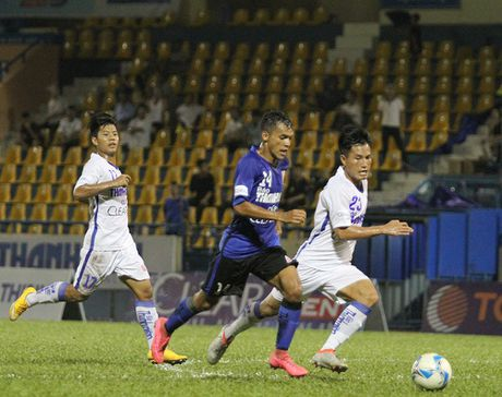 U21 Ha Noi T&T toan thang, PVF song lai hy vong vao ban ket - Anh 1