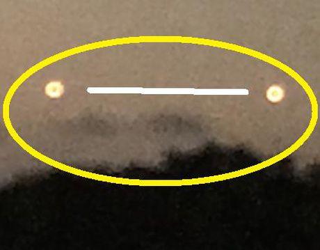 Nhan chung ke ve lan giap mat 2 UFO cau lua khong lo - Anh 3