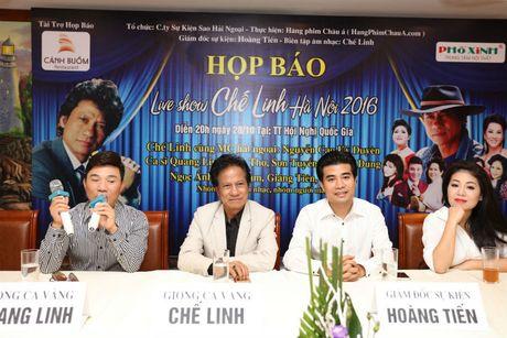 Quang Linh 'hoang hot' khi bi hoi chuyen bao gio lay vo - Anh 2