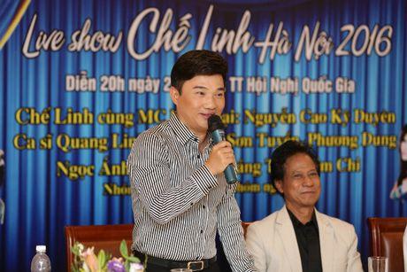 Quang Linh 'hoang hot' khi bi hoi chuyen bao gio lay vo - Anh 3