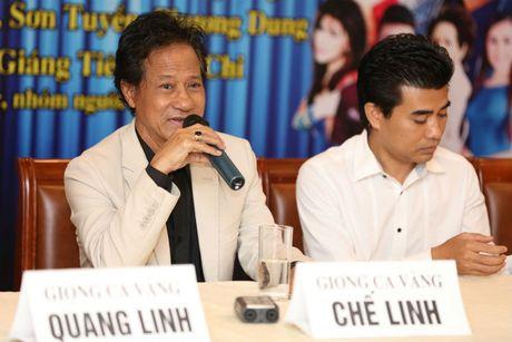 Quang Linh 'hoang hot' khi bi hoi chuyen bao gio lay vo - Anh 4