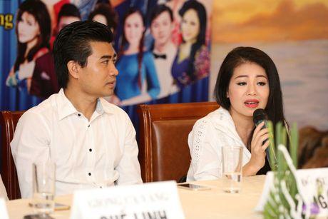 Quang Linh 'hoang hot' khi bi hoi chuyen bao gio lay vo - Anh 5