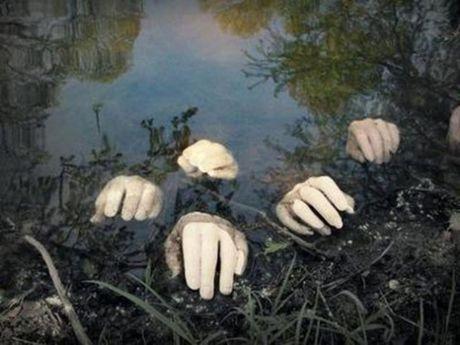 Nhung y tuong trang tri Halloween khien hang xom chay mat dep - Anh 8