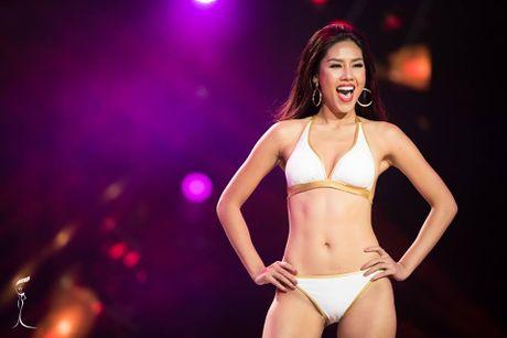 Nguyen Thi Loan lot top 20 cua Miss Grand International 2016 - Anh 2