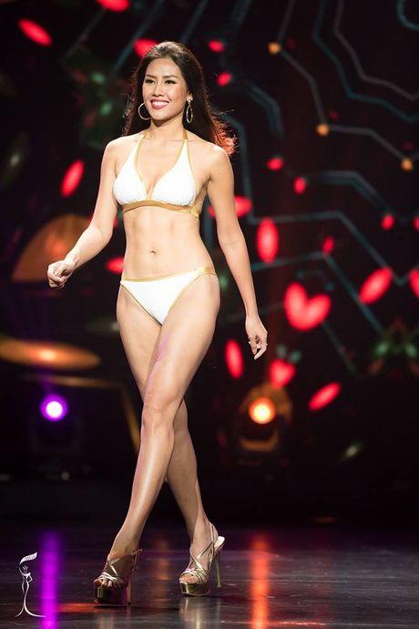 Nguyen Thi Loan lot top 20 cua Miss Grand International 2016 - Anh 3