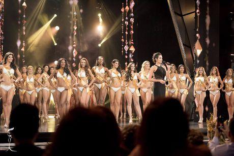 Nguyen Thi Loan lot top 20 cua Miss Grand International 2016 - Anh 4