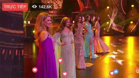 Nguyen Thi Loan lot top 20 cua Miss Grand International 2016 - Anh 5