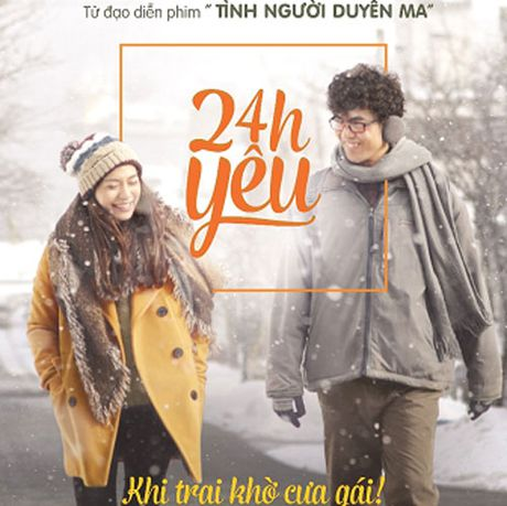 Dao dien 'Tinh nguoi duyen ma' quyet chinh phuc khan gia Viet voi phim hai '24h yeu' - Anh 1