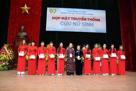 Cuu nu sinh Dai hoc Bach khoa Nguyen Thi Anh Nhan: Cuoc gap sau muoi nam nghia – tinh tron ven - Anh 3
