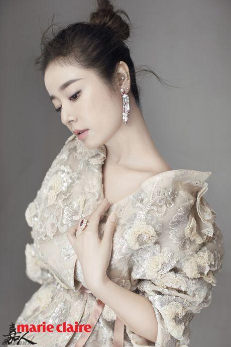Lam Tam Nhu mang bau 6 thang van xinh dep rang ngoi - Anh 4