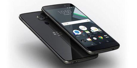 BlackBerry DTEK60 chinh thuc ra mat, gia 500 USD - Anh 2