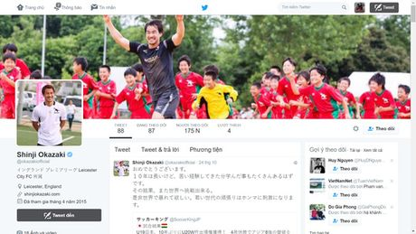 """Sao"" Leicester City muon dan em trut gian len U19 Viet Nam - Anh 1"