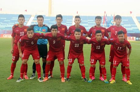 5 bat mi ve chang doi truong hot boy U19 Viet Nam - Anh 1