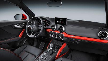 Audi chinh thuc ra mat SUV hang sang Q2 tai Viet Nam - Anh 11