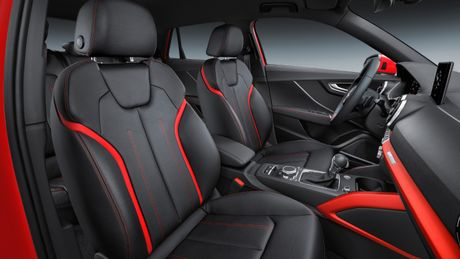 Audi chinh thuc ra mat SUV hang sang Q2 tai Viet Nam - Anh 12