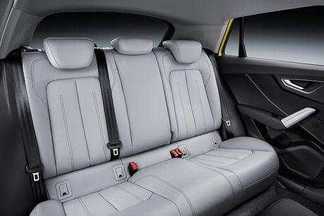 Audi chinh thuc ra mat SUV hang sang Q2 tai Viet Nam - Anh 13