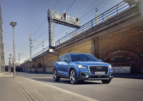 Audi chinh thuc ra mat SUV hang sang Q2 tai Viet Nam - Anh 2