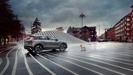 Audi chinh thuc ra mat SUV hang sang Q2 tai Viet Nam - Anh 5