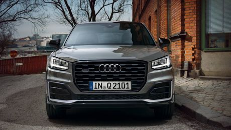 Audi chinh thuc ra mat SUV hang sang Q2 tai Viet Nam - Anh 6