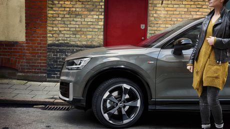 Audi chinh thuc ra mat SUV hang sang Q2 tai Viet Nam - Anh 7