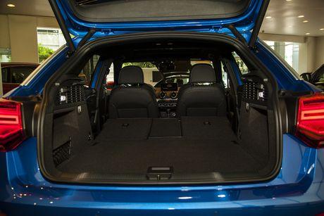 Audi chinh thuc ra mat SUV hang sang Q2 tai Viet Nam - Anh 8