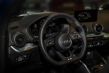 Audi chinh thuc ra mat SUV hang sang Q2 tai Viet Nam - Anh 9