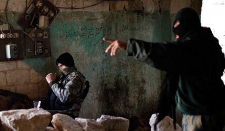 Quan doi Syria tieu diet doan xe khung bo tai Damascus - Anh 2