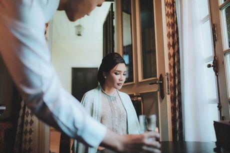 Lo 'thiep cuoi' cua Quang Hung - Quynh Chau Next Top - Anh 6