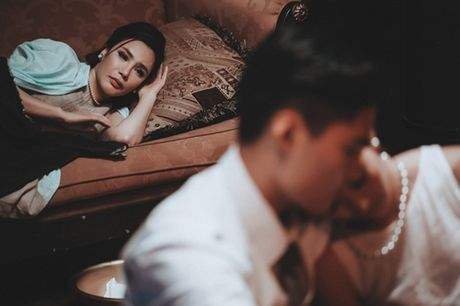 Lo 'thiep cuoi' cua Quang Hung - Quynh Chau Next Top - Anh 7