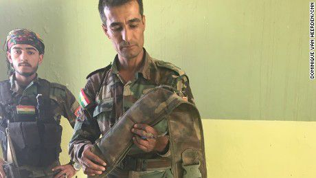 Pha bay min IS o Mosul: Nhung nguoi tay khong doi mat voi cai chet - Anh 2