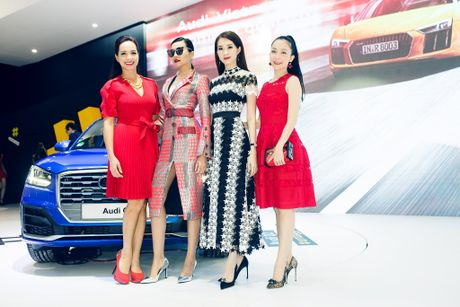 Dot mat voi ve dep cua 'tu dai my nhan' Audi tai VIMS 2016 - Anh 10